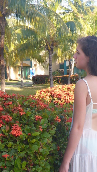 Flowers Travellerella Fashion IberostarMojito Cuba